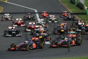 AUSTRALIAN GRAND PRIX F1/2012