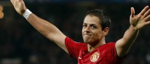 Chicharito MU