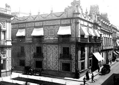 Historia de sanborns pacuriosos for Sanborns azulejos