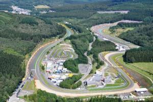 Circuito GP Bélgica