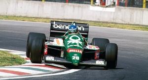Gherhard Berger Benetton